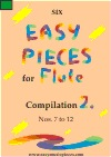 Easy Flute play-along pieces