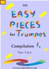Easy Trumpet Pieces